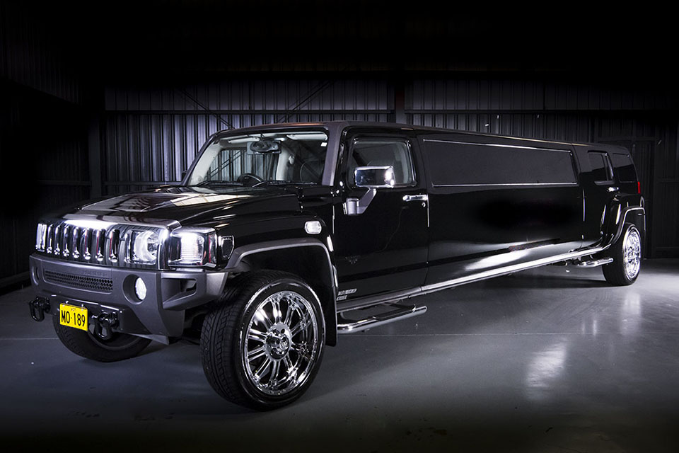 Hummer H3 Stretch Limousine