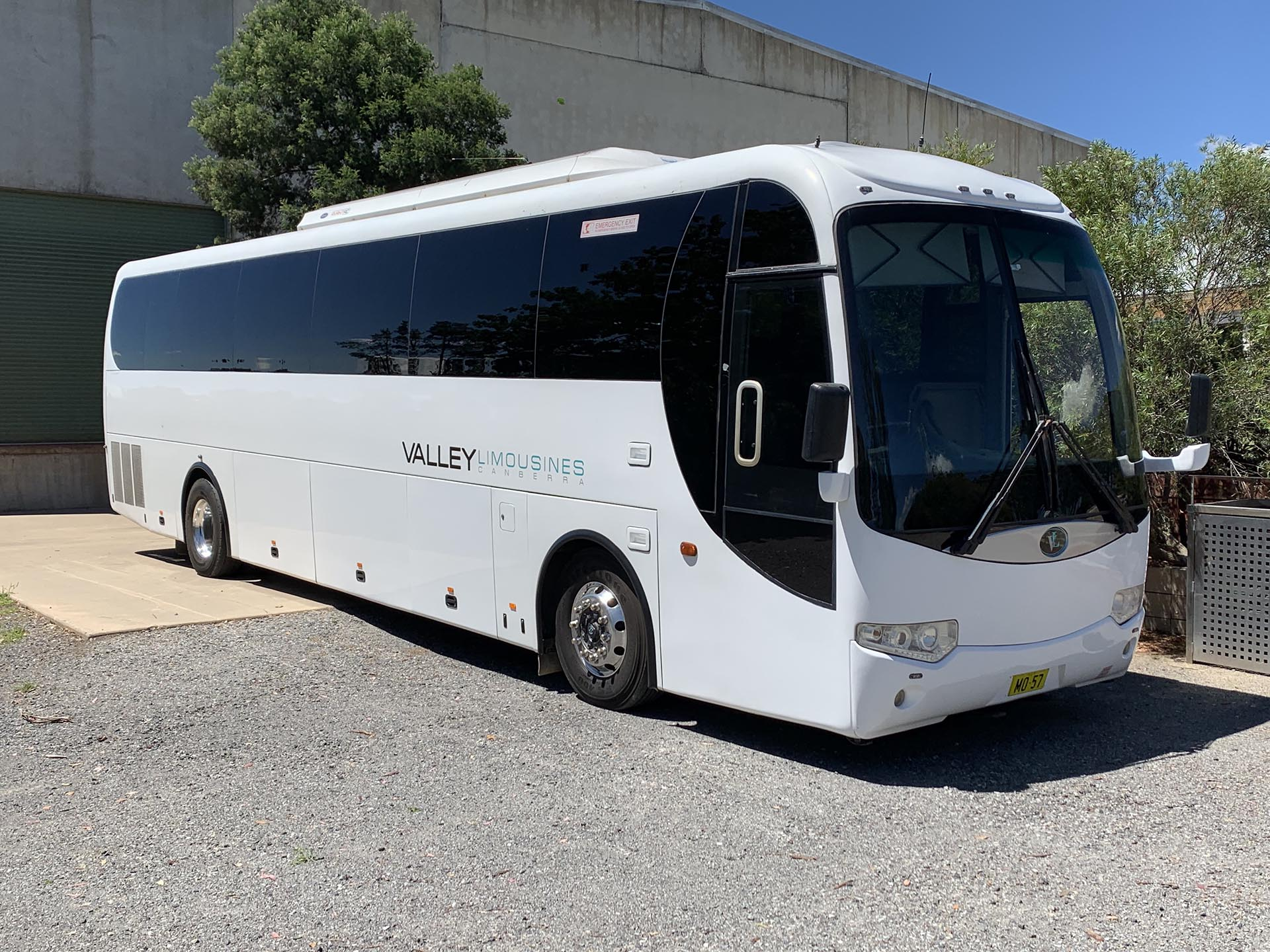 Luxury Coach & Charter