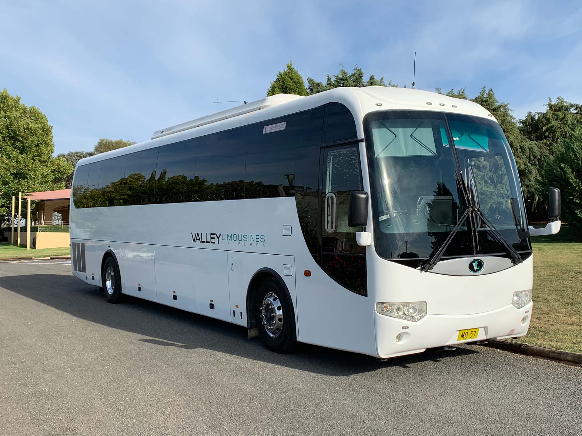 Luxury Coach Charter