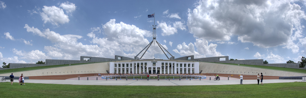Parliament House Canberra-1